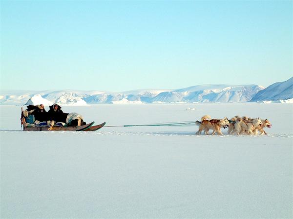 viaje inuit esquimales