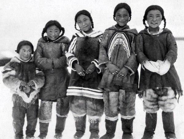 viaje inuits esquimales
