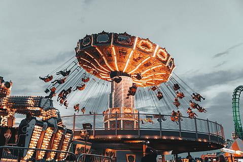 parques de atracciones mundo